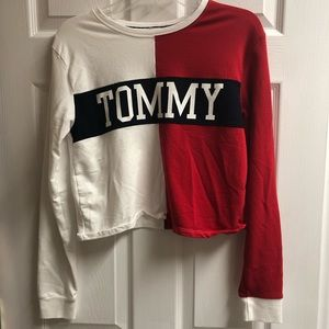 Contrast Tommy Hilfiger Shirt